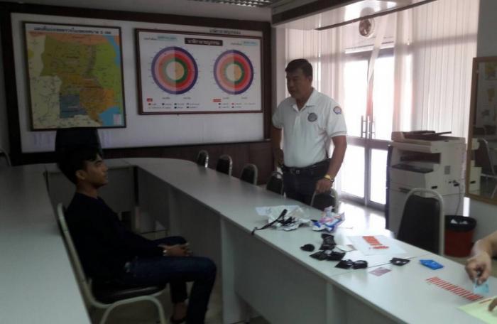 Phuket drug dealer arrested with B400k of ya bah pills   The Thaiger