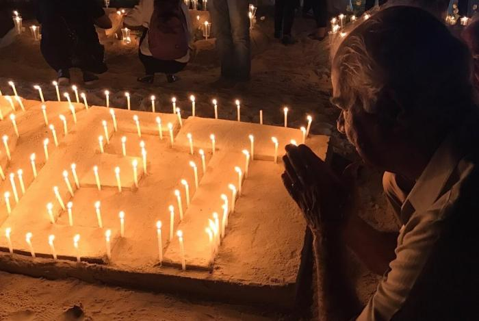 Tsunami remembrance ceremony held on 12th anniversary of disaster | The Thaiger