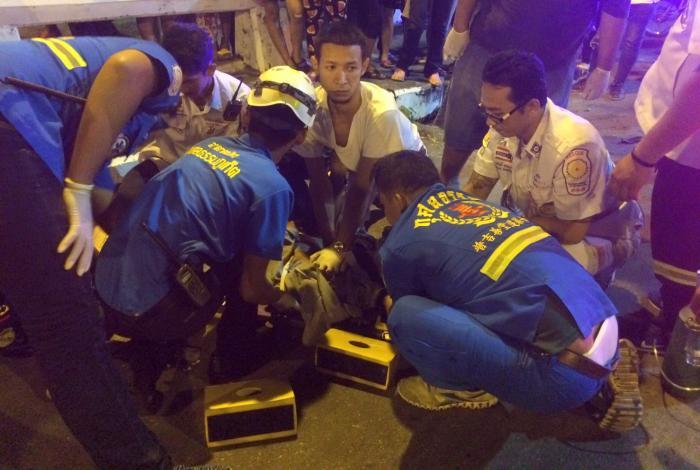 Phuket teen killed in stolen motorbike chase | The Thaiger