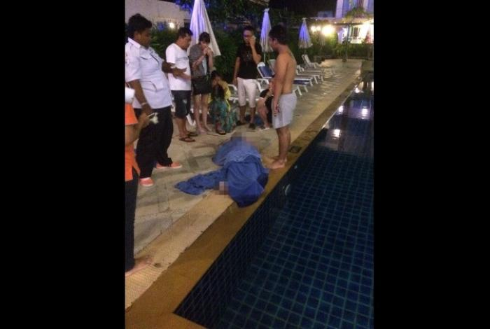 Tourist found dead by Phuket hotel pool | The Thaiger