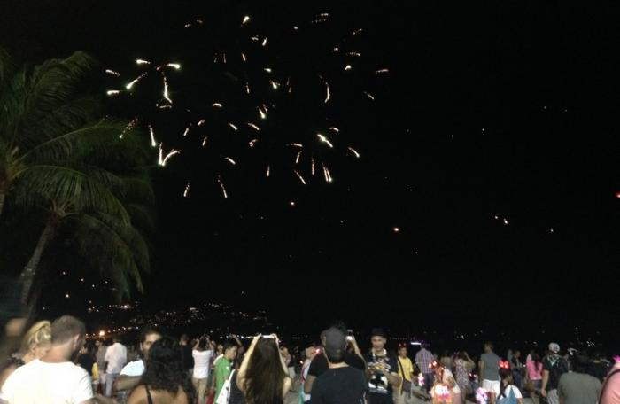 Patong Beach road to close for New Year's Eve | The Thaiger