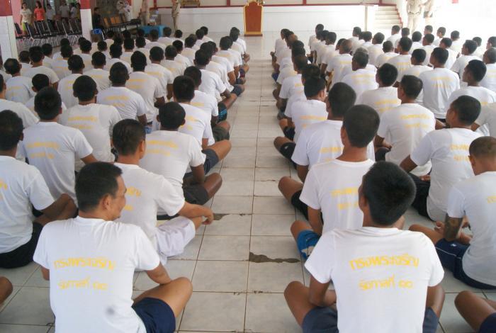 Krabi prisoners released on Royal pardon | The Thaiger
