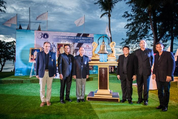"""30th King's Cup Regatta sets sail under """"Heritage of Passion' 