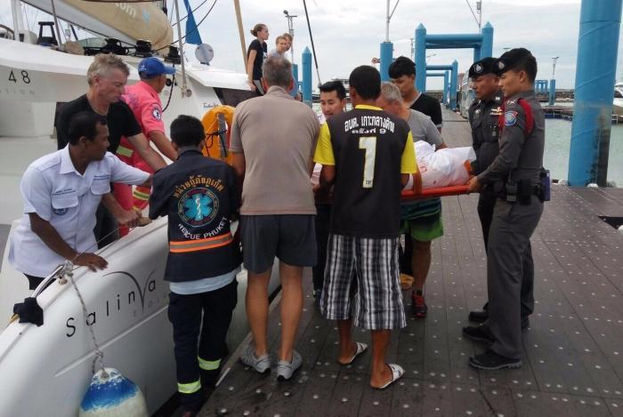 Austrian tourist dies while snorkeling in Krabi | The Thaiger