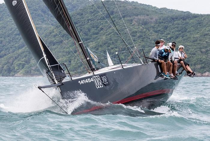 Stern winds make for tough sailing on day 2 of King's Cup Regatta | The Thaiger