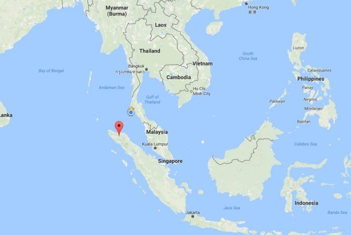 Indonesian earthquake tremors felt in Phuket | The Thaiger