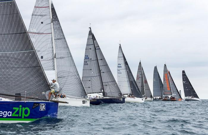 Lackluster winds delay day 3 regatta races   The Thaiger