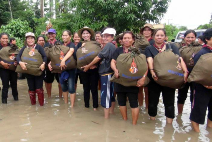 Relief kits distributed to flood-hit southern provinces | The Thaiger
