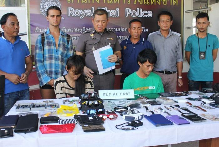 Ladyboy burglar targeted foreigners' homes in Phuket | The Thaiger