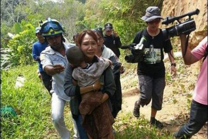 Family of lost-and-found 3-year-old might lose him again [video] | Thaiger