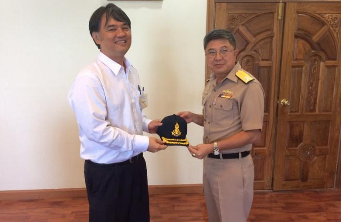 Phuket welcomes new acting marine chief   The Thaiger