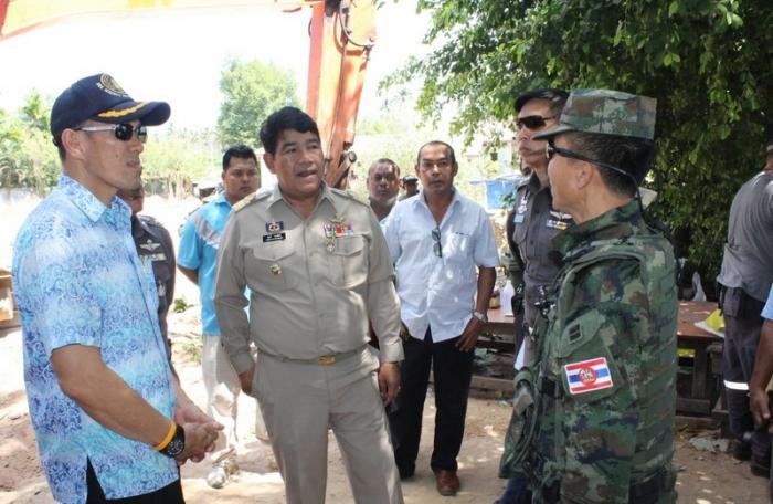 Sea gypsy assault case headed to Phuket prosecutor   The Thaiger