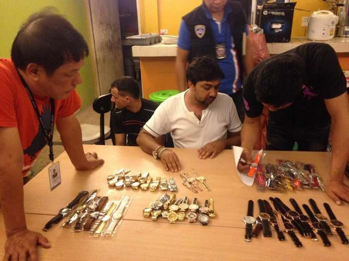 Police seize knock-off goods worth B500,000 in Patong   The Thaiger