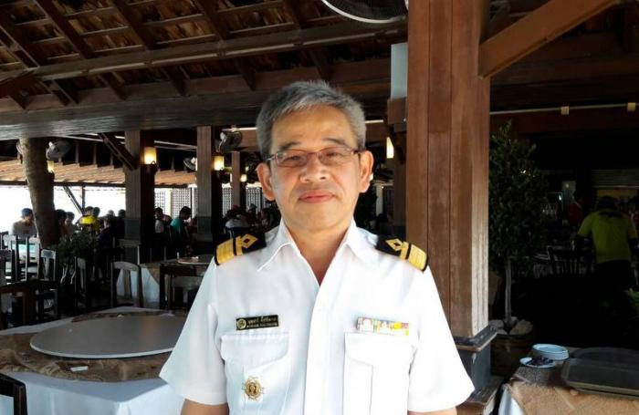 Vessel accused of dumping waste off Krabi   The Thaiger