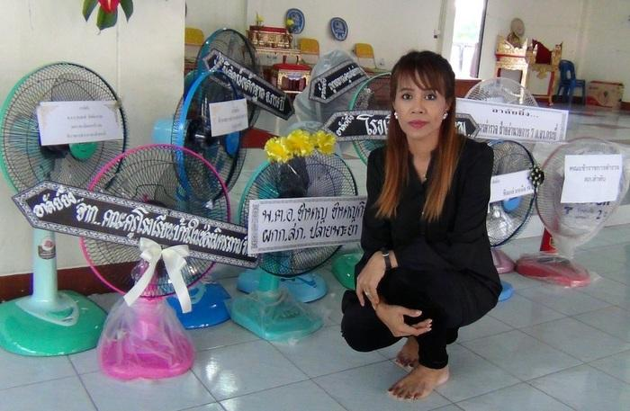 Fans requested at high-ranking Krabi official's funeral   The Thaiger
