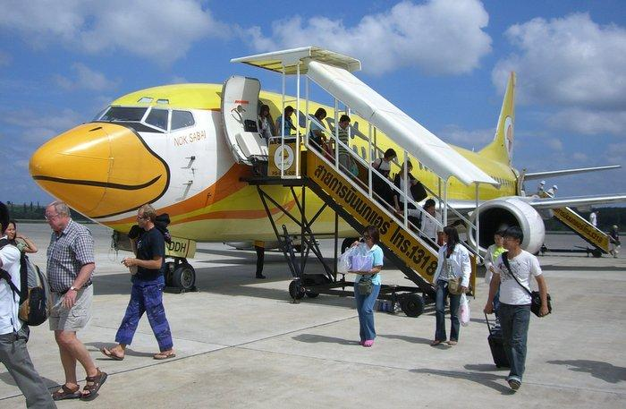 Nok Air flights to resume normal schedules   The Thaiger
