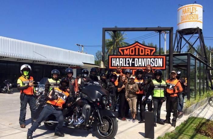 Calling all HOGs for record Harley convoy in Phuket | The Thaiger