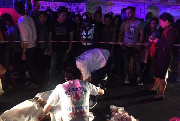 Frenchman, 23, stabbed to death in Phuket   The Thaiger