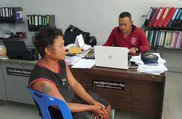 Marine police arrest boat captain with shotgun | The Thaiger