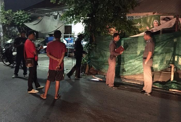 One killed in Phuket drive-by shooting | The Thaiger