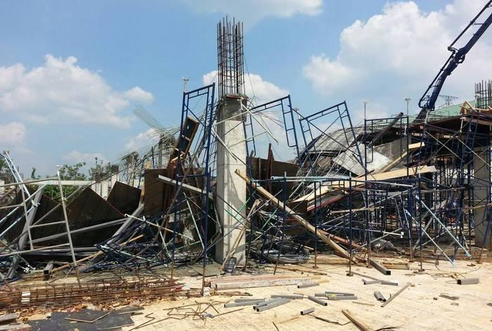 Breaking News: At least five missing in Krabi construction accident   The Thaiger