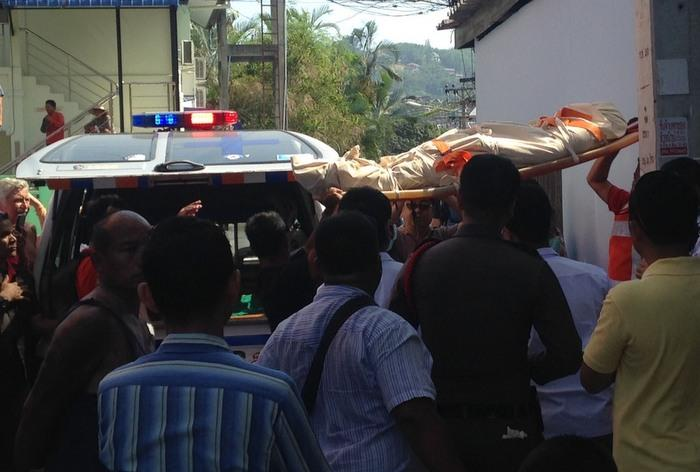 Breaking News: Foreigner in fatal plunge from Patong guesthouse | The Thaiger