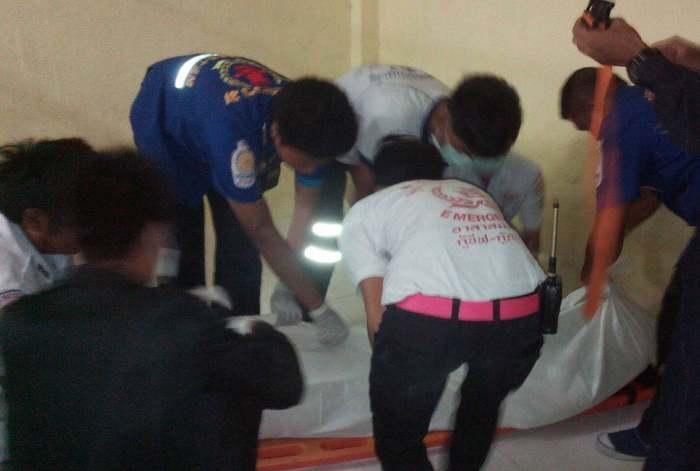 Suspected Phuket meth user dies behind bars | The Thaiger