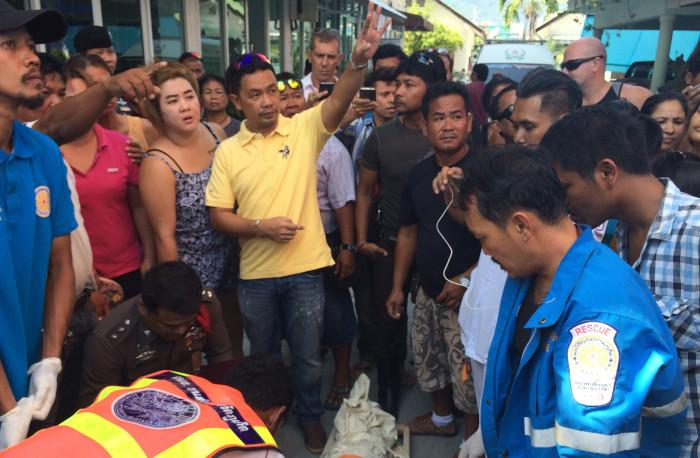 Finnish woman died after night out in Patong | The Thaiger