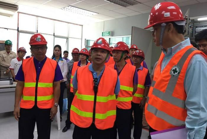Karon power sub-station nearly complete | The Thaiger