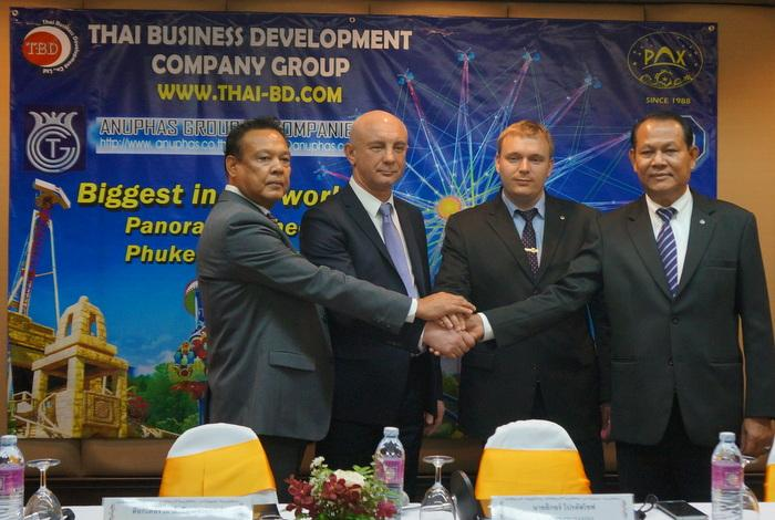 Phuket investors dream big with world's highest Ferris wheel | The Thaiger