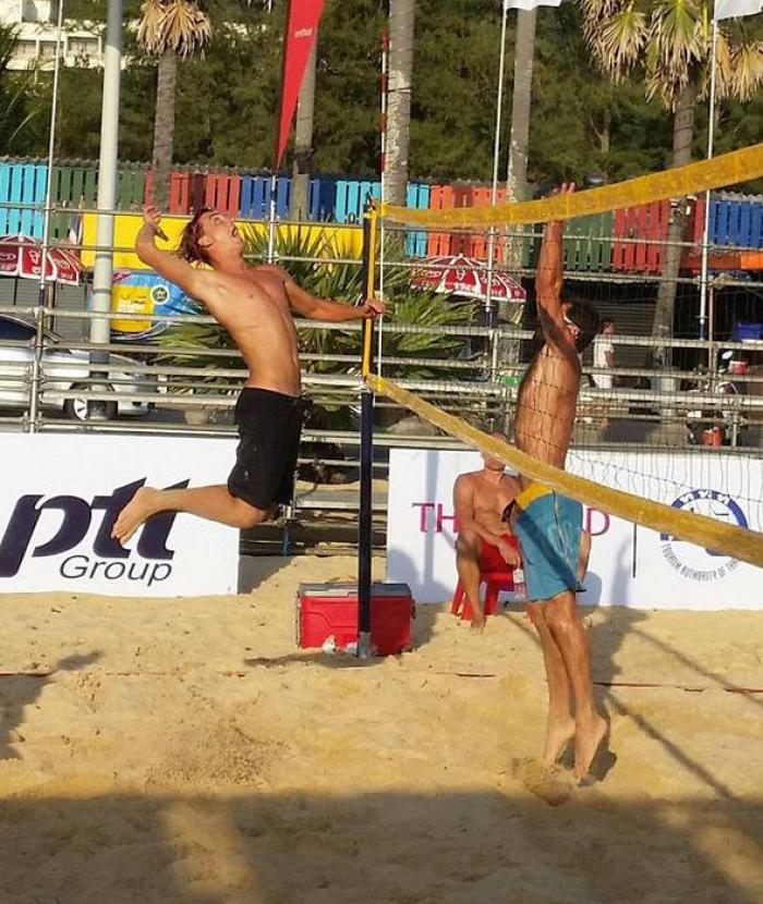 Video Report: Beach Volley Festival Phuket hailed slamming success | The Thaiger