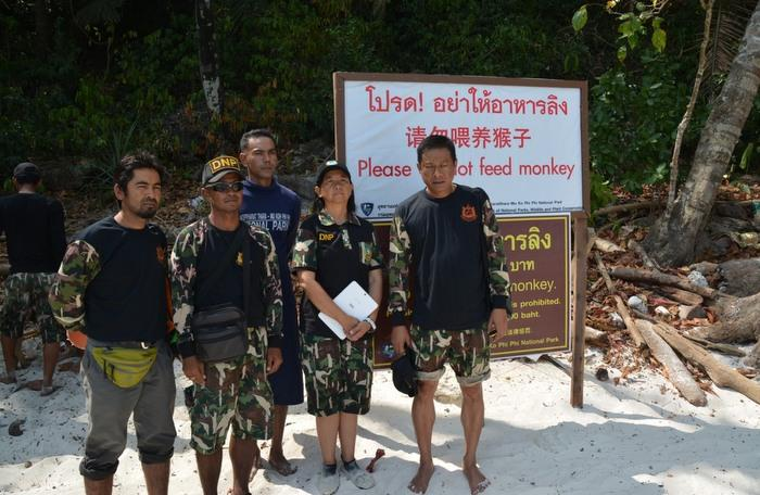 Monkey attacks on tourists spark official action | The Thaiger