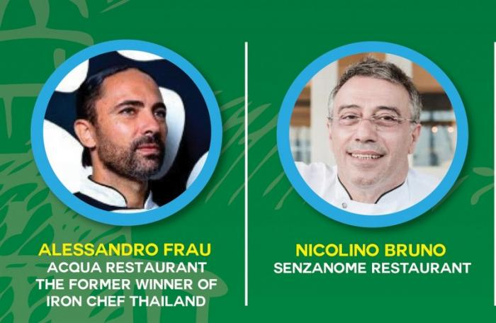 Phuket's top chefs to serve up a show at Lighthouse Market   The Thaiger
