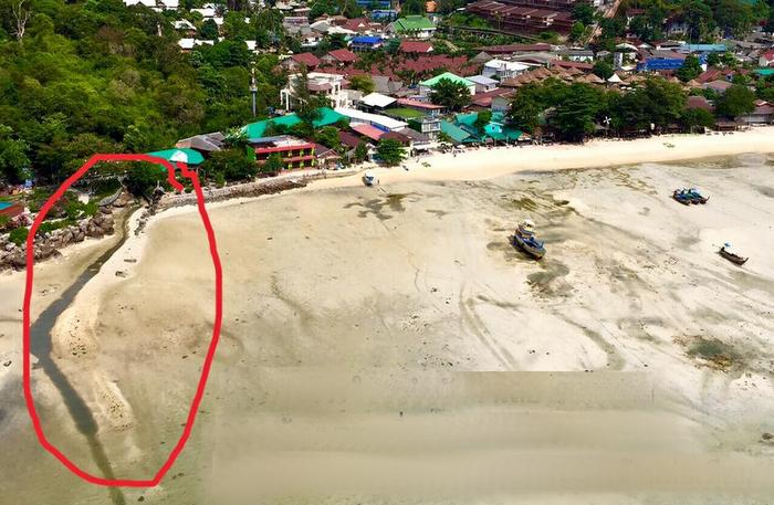 Phi Phi Island releases 83% wastewater untreated | The Thaiger