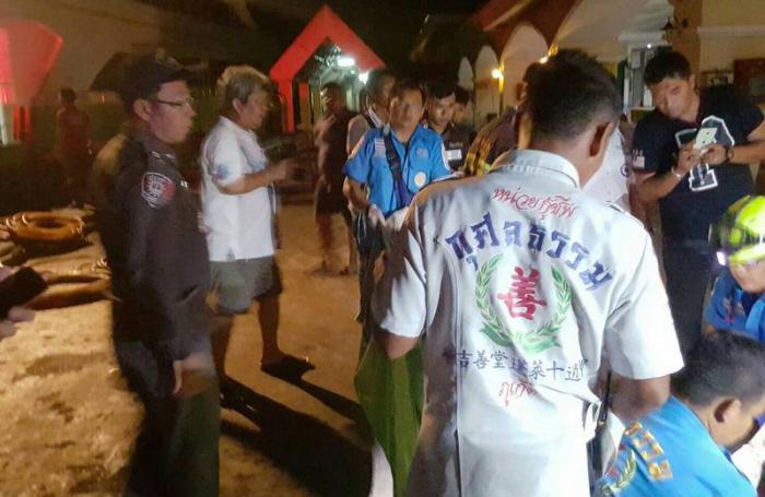 Propeller kills Phuket fisherman taking a leak | The Thaiger