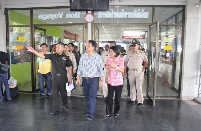Phuket governor tells motorists to 'play it safe for Songkran' | The Thaiger