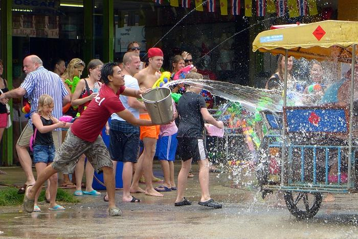 TAT sees only small growth in Songkran visitors | The Thaiger
