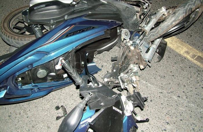 Fatal collision: Russian driver in wrong lane   The Thaiger