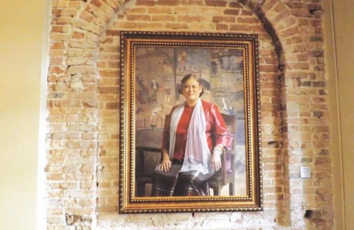Video Report: Portraits of Princess on show in Phuket Town | The Thaiger