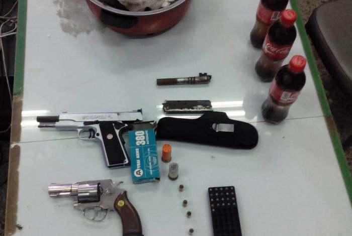 Phuket worker camp raid turns up guns, drugs | The Thaiger