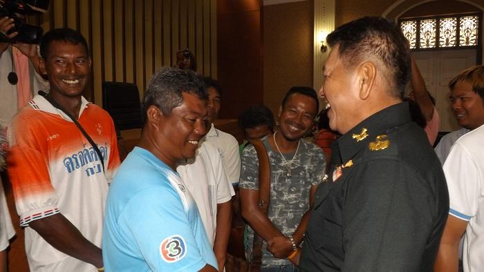 Military to ask Baron to halt development | The Thaiger