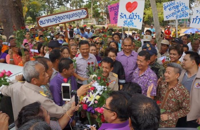 Massive public support for reclamation of illegal land | The Thaiger