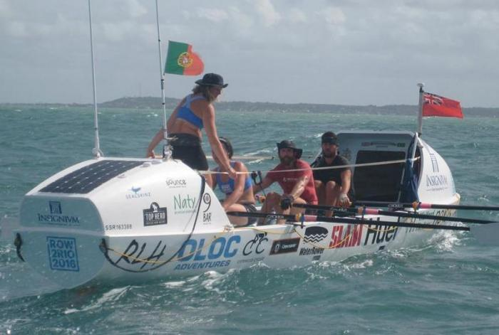 Glimpse into the mind of Phuket's Row2Rio adventurer | The Thaiger