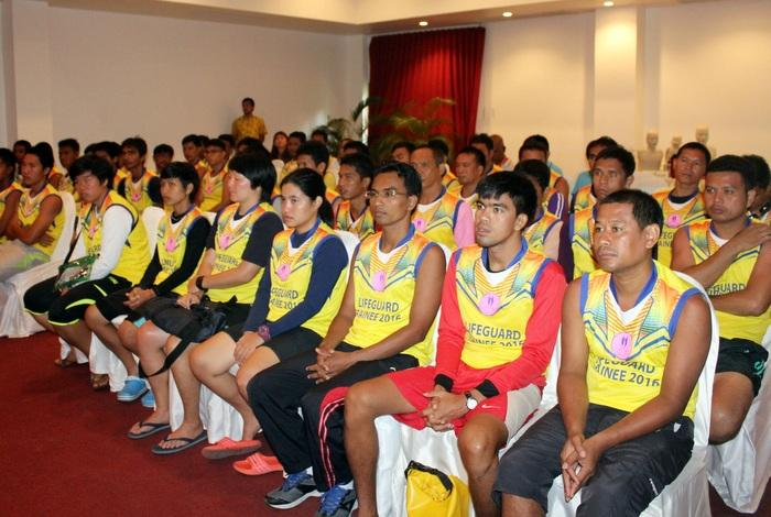 Aussie life savers support Phuket lifeguard training | The Thaiger