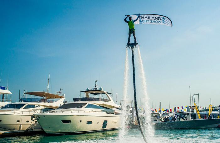 Second Thailand Yacht Show dates announced | The Thaiger