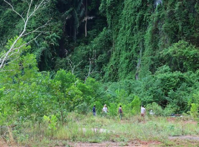 Rohingya detainee shot dead in escape bid | The Thaiger