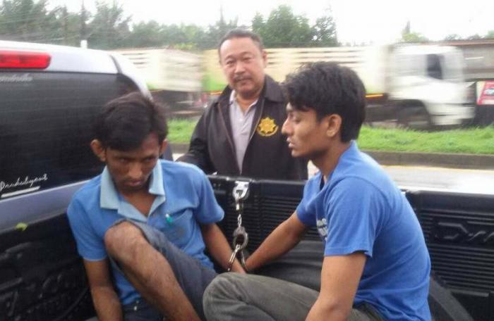 Police officer faces murder charges for death of Rohingya detainee   The Thaiger