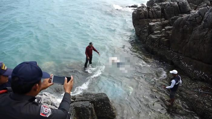 Briton's body found four days after Samui speed boat sank in storm | The Thaiger