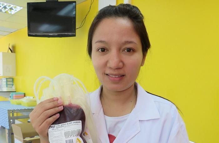 Canadian crash victim safe after blood donations | The Thaiger