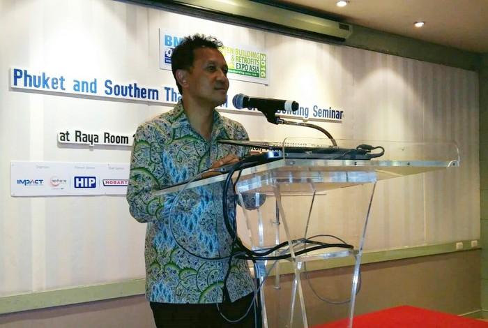 Gov urges sustainable building in Phuket | The Thaiger